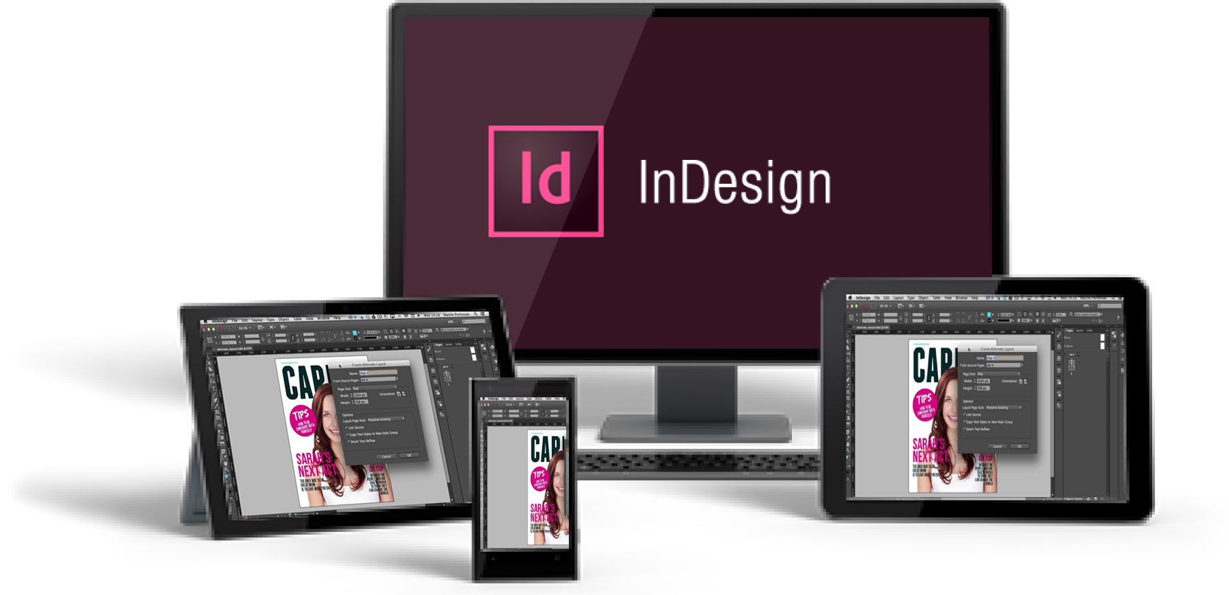 InDesign Training San Francisco