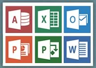 Access Excel Outlook PowerPoint Project Word training