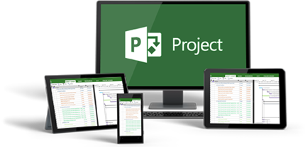 Microsoft Project Training St. Louis